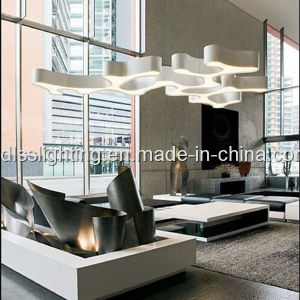 2017hot Sale Creative Metal &Acrylic Pendant Lighting for Living Room Decoration pictures & photos