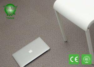 3.4mm / 4.0mm / 5.0mm Wood PVC Vinyl Flooring Click Vinyl Flooring for Decorative pictures & photos