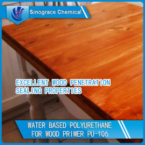 Soft Polyurethane Emulsion for Wood Primer pictures & photos