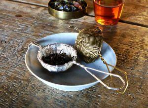 Tea Accessories Tea Strainer Petite Basket Tea Infuser pictures & photos