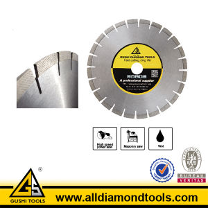Sintered Marble Cutting Diamond Saw Blade pictures & photos