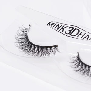 High Quality 3D Luxury Real Natural Mink Lashes Hot Sale False Eyelashes pictures & photos
