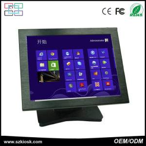 15 Inch Capacitive Touch Screen Monitor pictures & photos