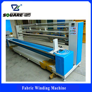 China Fabric Winding Machine Supplier and Manufacturer pictures & photos
