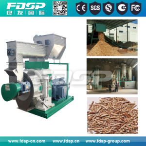 CE Approved Ring Die Wood Pellet Mill (1-1.5t/h) pictures & photos
