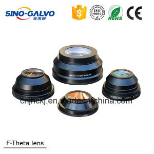 F-Theta Scanning Lens and CO2 Laser Scanning Field Lens pictures & photos