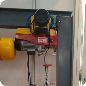 Ce Standard PA Mini Electric Wire Rope Hoist pictures & photos