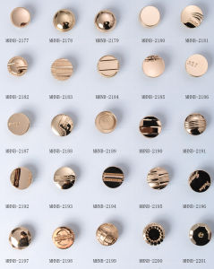 Fashion Metal Jeans Buttons pictures & photos