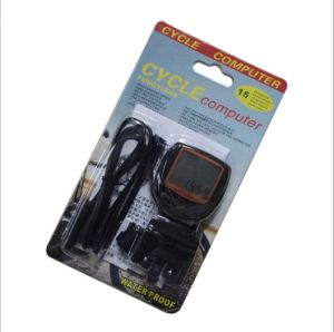 15 Functions PVC Cycling Computer pictures & photos