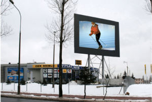 Outdoor Advertising LED Display (4X3m, 6X4m P5 P6 P8 P10) pictures & photos