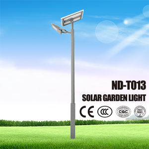 2017 Energy Saving LED Solar Street Light with 12V 20ah Lithium Battery pictures & photos
