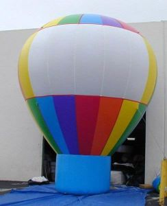 Stationary Inflatable Hot Air Balloon for Promotion and Advertising (AB-E380) pictures & photos