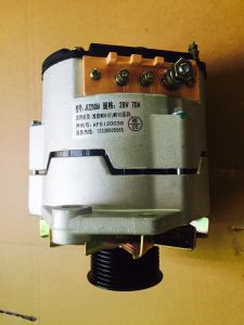Heavy Duty Diesel Engine Alternator Jfz2505A 24V70A pictures & photos