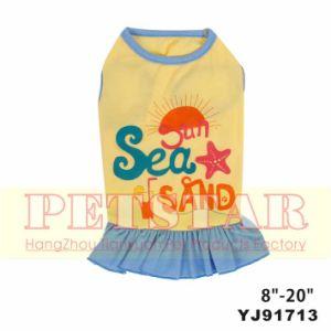 Dog Dress; Classic Retro Polka DOT Dog Dress8-20′ Yj91713 pictures & photos