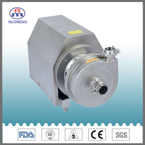 Sanitary Stainless Steel BAW Centrifugal Pumps with Bilge pictures & photos