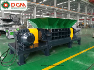 Dgd1000 Heavy Duty Twin Shaft Shredder pictures & photos