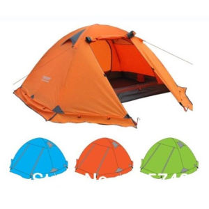 Double Layer Professional Outdoor Camping Tent 2-3 Persons Tent