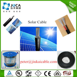 Flame Retardant UL Approved Solar Panel Connector Cable pictures & photos