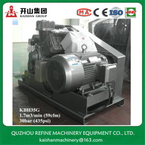 Kaishan KBH-35G 580psi Piston High Pressure Air Compressors pictures & photos