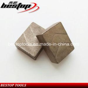 Granite Diamond Blade Segment for Steel Saw Blank pictures & photos