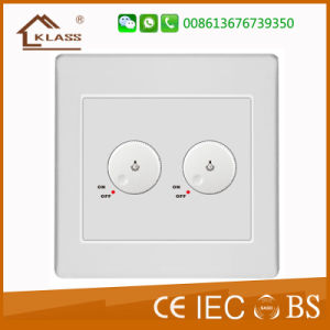 5V 2.1A Single USB UK Wall Socket pictures & photos