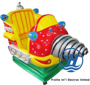 Carousel Car Kiddie Ride Game Machine (ZJ-K32) pictures & photos