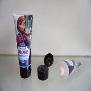 Cartoon Printing Sin Care Packaging Bath Gel Tube Shampoo Tube pictures & photos