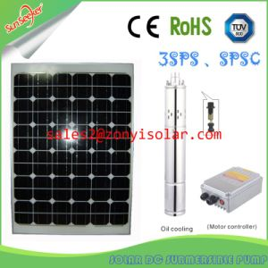 30m&24V Solar Screw Brushless Submersible Pump pictures & photos