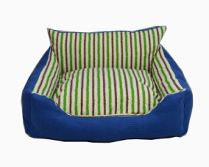 Pet Luxury Products Good Quality Dog Beds Washable Bed for Dogs Soft Couch pictures & photos