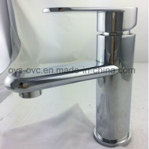 Sanitary Ware Bathroom Brass Chromed Single Handle Water Tap pictures & photos
