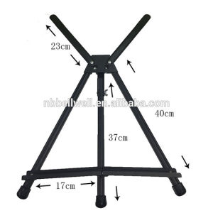 Aluminium Alloy Small Painting Art Easel for Kids pictures & photos