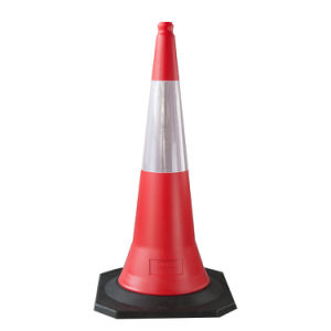 1m 4.5kgs PE Traffic Cone pictures & photos