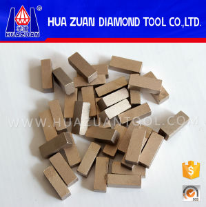Sharp Diamond Segment for Cutting Marble pictures & photos