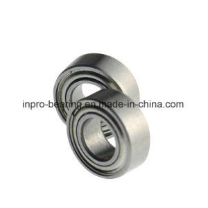 Precision Miniature 608zz Deep Groove Ball Bearing 681xzz pictures & photos