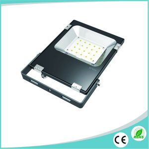 20W Philips SMD LED Floodlight with Ce/RoHS Approval pictures & photos
