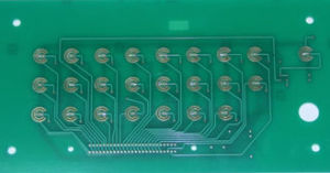 Good Quality PCB Membrane Touch Switch Panel, with Metal Dome Embossed pictures & photos