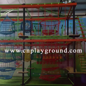 Amazing New Design Indoor Playground Naughty Castle (HD-16SH02) pictures & photos
