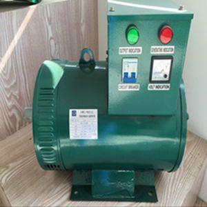 10kw St Stc 100% Copper Wire AC Alternator Generator