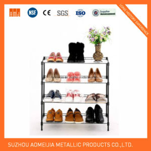 Amjss032b Metal Wire Shelf with Ce Certification pictures & photos