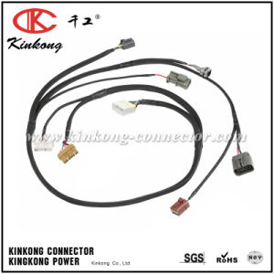 Custom Manufacturing Automotive Electrical Radio Wire Harness pictures & photos