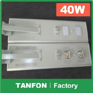 Economic Model LED Street Light Solar Ome System Lithium Battery pictures & photos