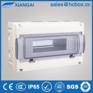Hc-Wd 12ways Waterproof Distribution Box Terminal Box Electrical Box IP65 Box pictures & photos