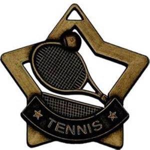 Customized Souvenir Sport Gold Tennis Medal Gold Badge Award Medallion pictures & photos