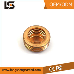Alibaba Manufacturer Processing Small Metal Parts Custom CNC Lathe Part