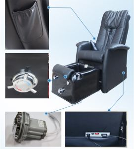 Modern Portable Pedicure & SPA Chair with Full Body Massage (E101-19) pictures & photos