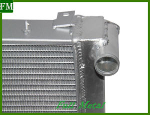 3 Row for Jeep Cherokee Xj Aluminum Radiator pictures & photos