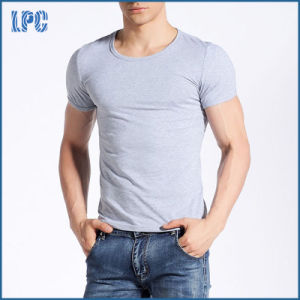 Fashion Stylish Close-Fitting Men T-Shirt pictures & photos