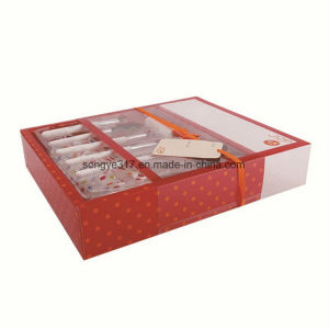 PVC Clear High-Grade Cosmetics Blister Box pictures & photos