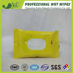 Moisting Wet Tissues Organic Cosmetic Removal Wet Wipes pictures & photos