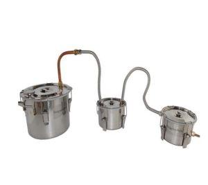 Home Alcohol Distiller Moonshine Stills Stainless Steel Pot Still Distillation pictures & photos